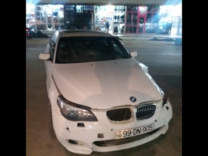 BMW 5 series 2005. Photo 2