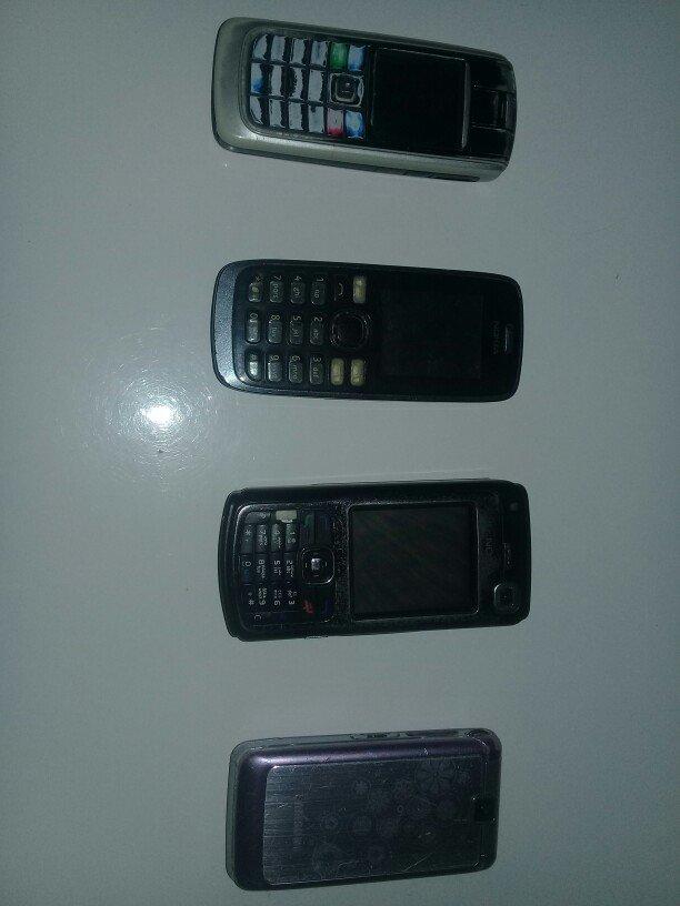 Xırdalan şəhərində 4eded telefon satiram.nokia n70 iwleyir.obirilerinin cuzi xercleri
