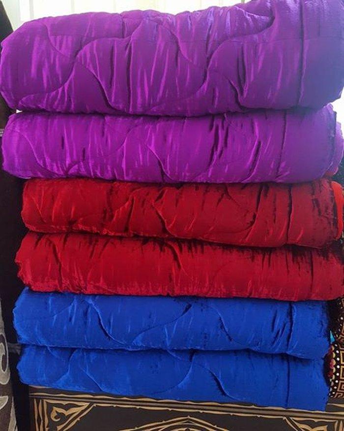 Журканы 1,5 сп ( стеганые одеяла) для приданого невесты 100% шерсть, 100% хлопок