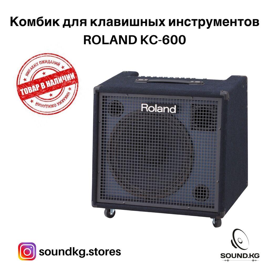 Комбик для клавишных инструментов - Roland KC-600 - в наличии!!!