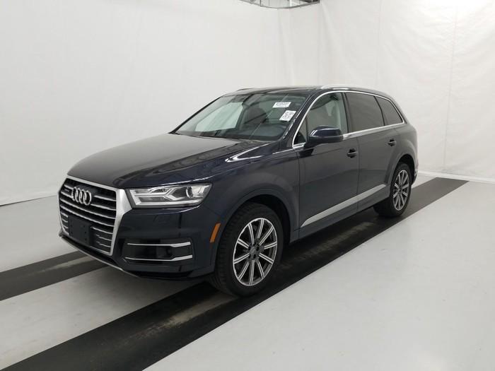 Audi Q7 2 l. 2017 | 89570 km