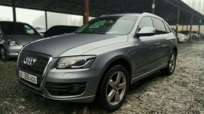Audi Q5 2009. Photo 0