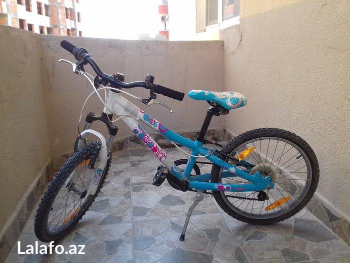 Bakı şəhərində Yeniyetmə üçün velosiped SCOTT