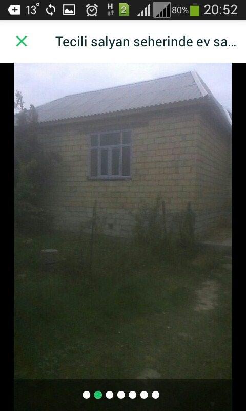 Mənzil satılır: 2 otaqlı, kv. m., Salyan. Photo 3