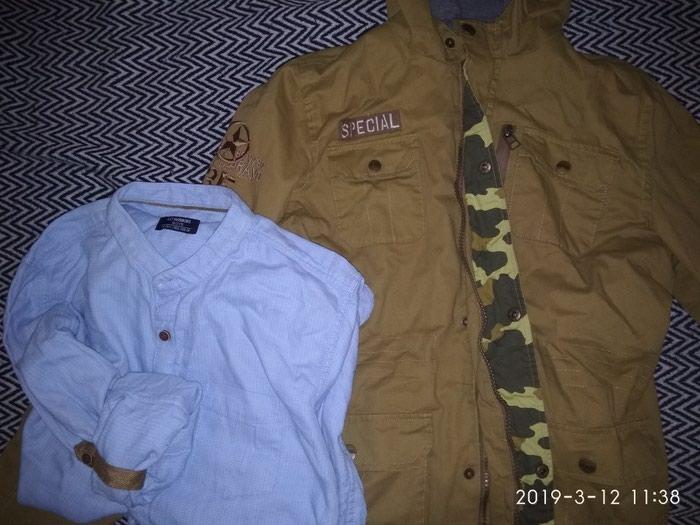 Waikiki komplet jakna i košulja.Novo.. Photo 0