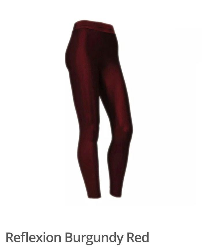 Κολάν γυναικείο, reflexion Burgundy Red, SPOT TEAM . Photo 0