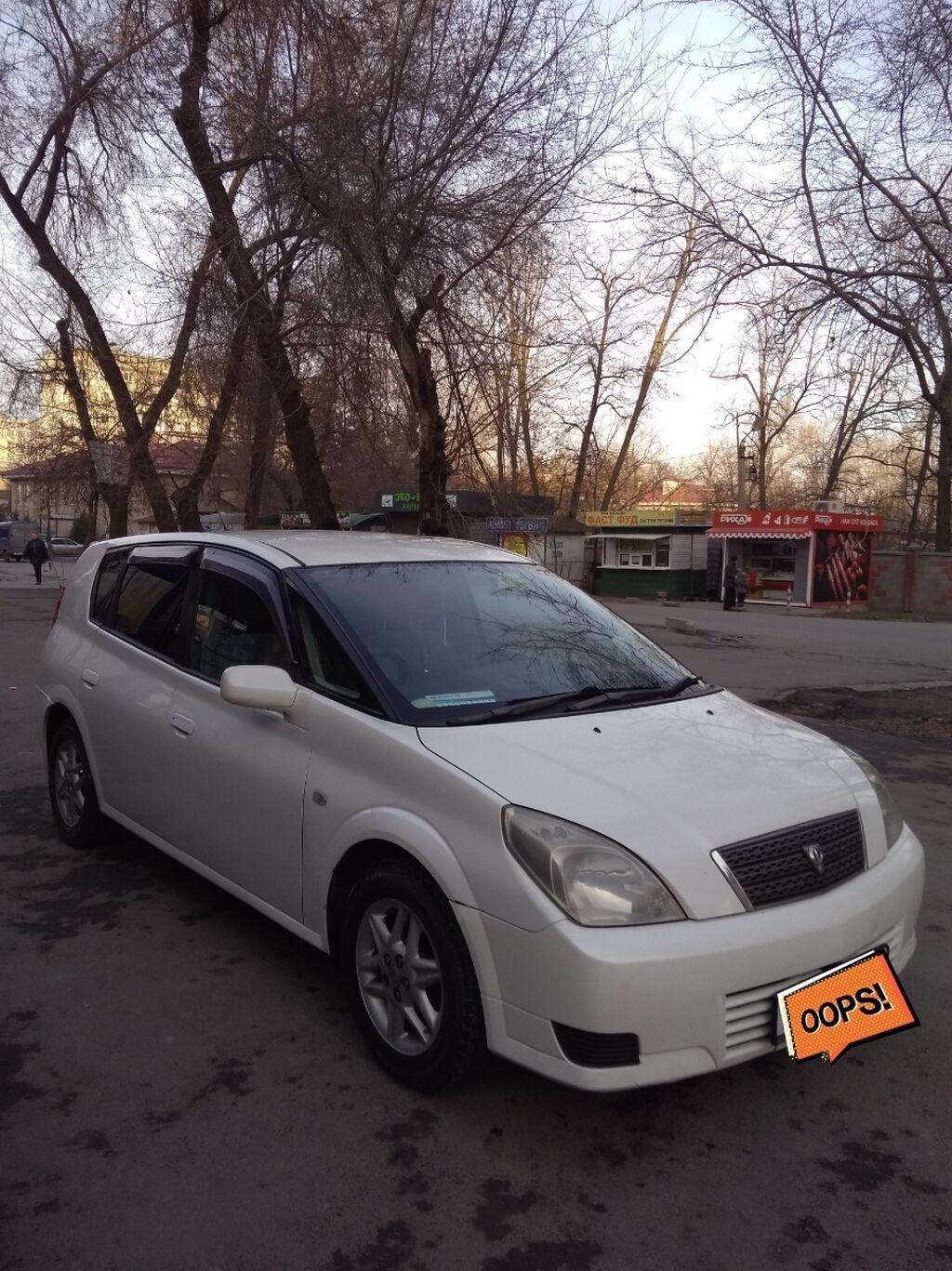 Toyota Opa 1.8 л. 2002 | 167630 км: Toyota Opa 1.8 л. 2002 | 167630 км