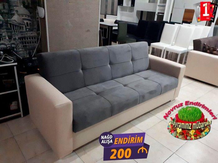 Bakı şəhərində Kitab divanlari  acilir yataq ve bazali uzunu 210 sm