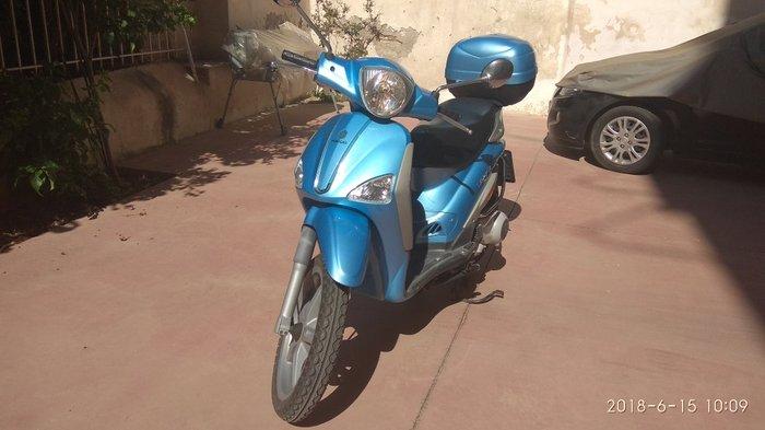 Πωλείται μηχανάκι  piaggio liberty 125cc σε σε Μοσχάτο