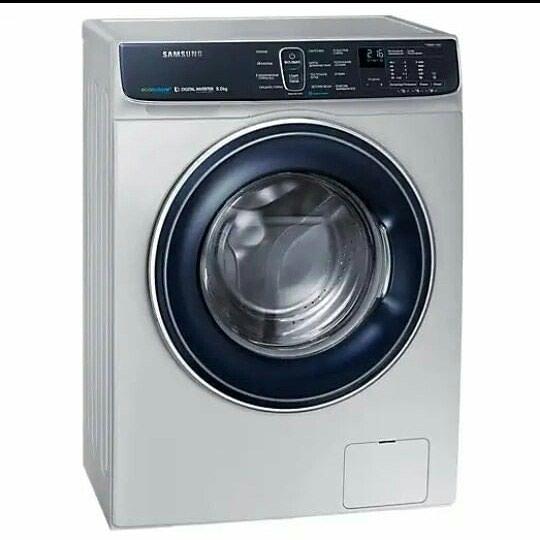 Avtomatik Washing Machine Samsung 8 kg.. Photo 0