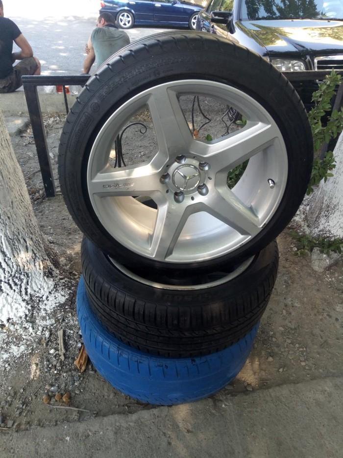 Şin və disklər. Photo 0