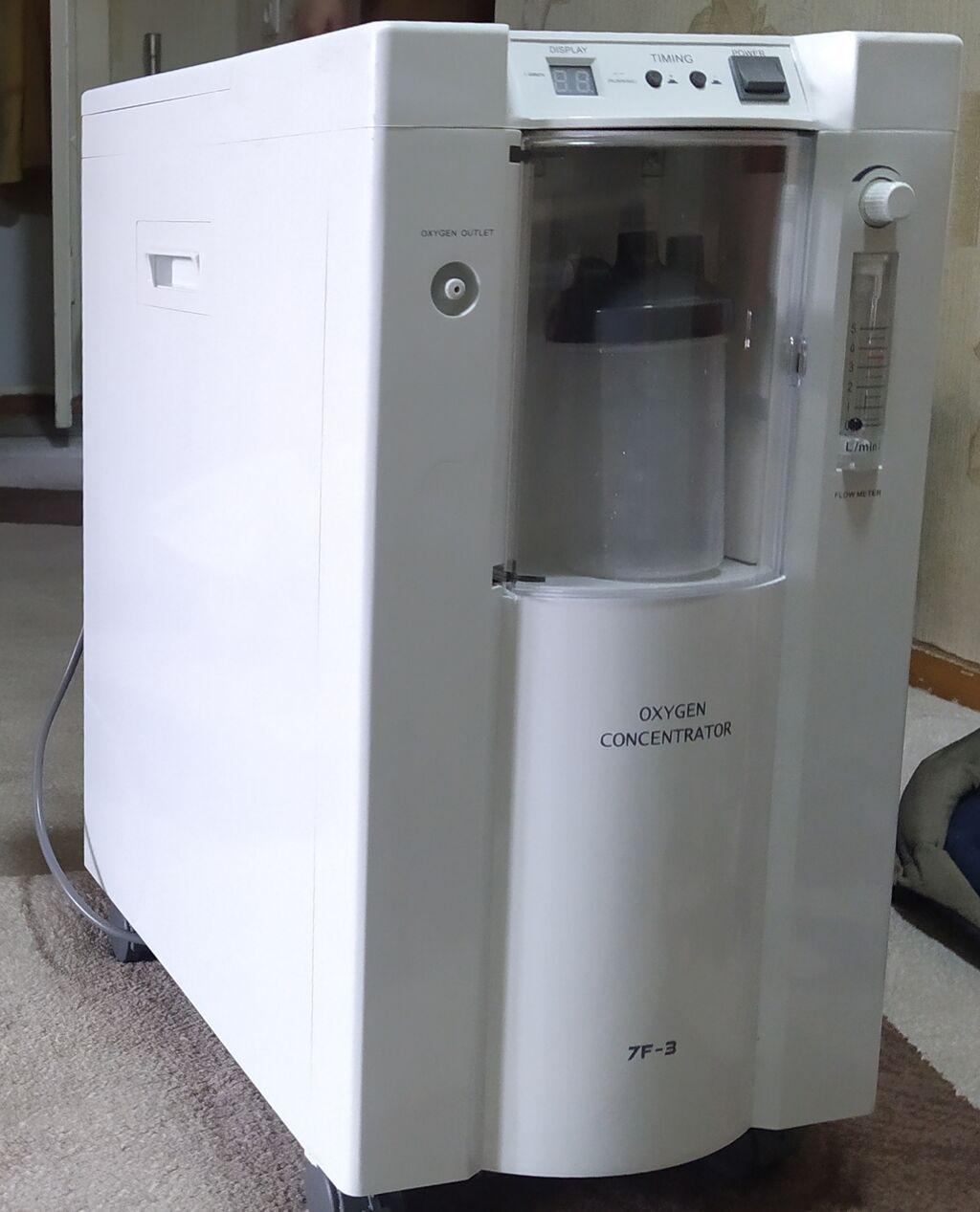 Кислородный концентратор в идеальном состоянии по цене: 25000 KGS: Кислородный концентратор в идеальном состоянии