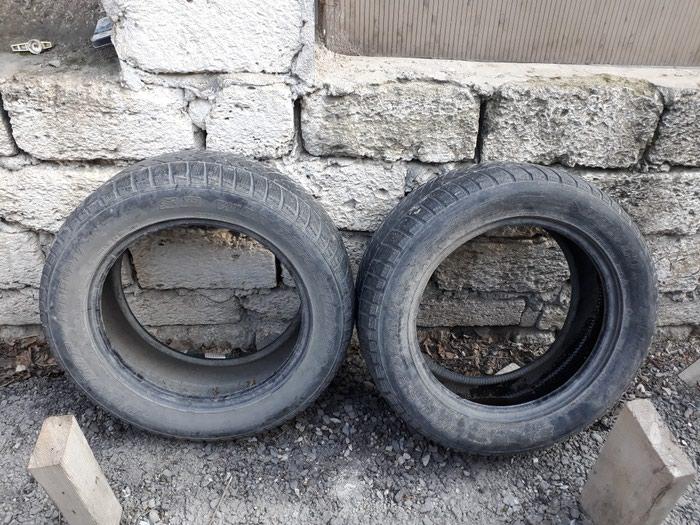 Dunlop 235 55 17.tekeri satilir. ikisi 60 manat.. Photo 2