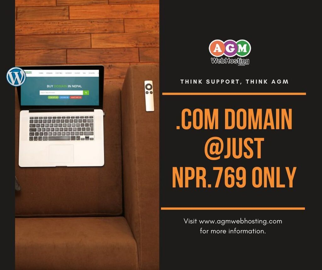 IT, Internet, Telekom - Kathmandu: Domain Name Registration Nepal - AGM Web Hosting