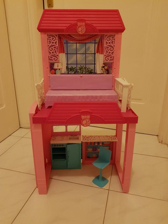 Κουκλοσπιτο Barbie.ΔΩΡΕΑΝ ΜΕΤΑΦΟΡΙΚΑ!!. Photo 0