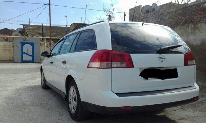 Bakı şəhərində Opel Vectra 2006