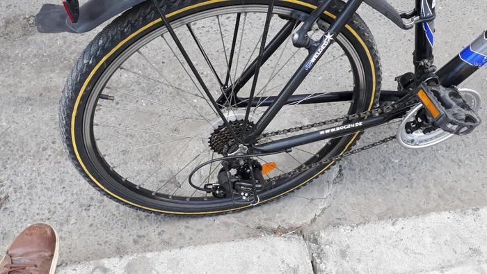 Almaniya istehsali orijinal velosiped-26liq(M). Photo 2