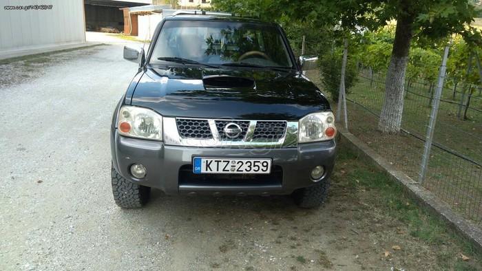 Nissan Navara 2003. Photo 3