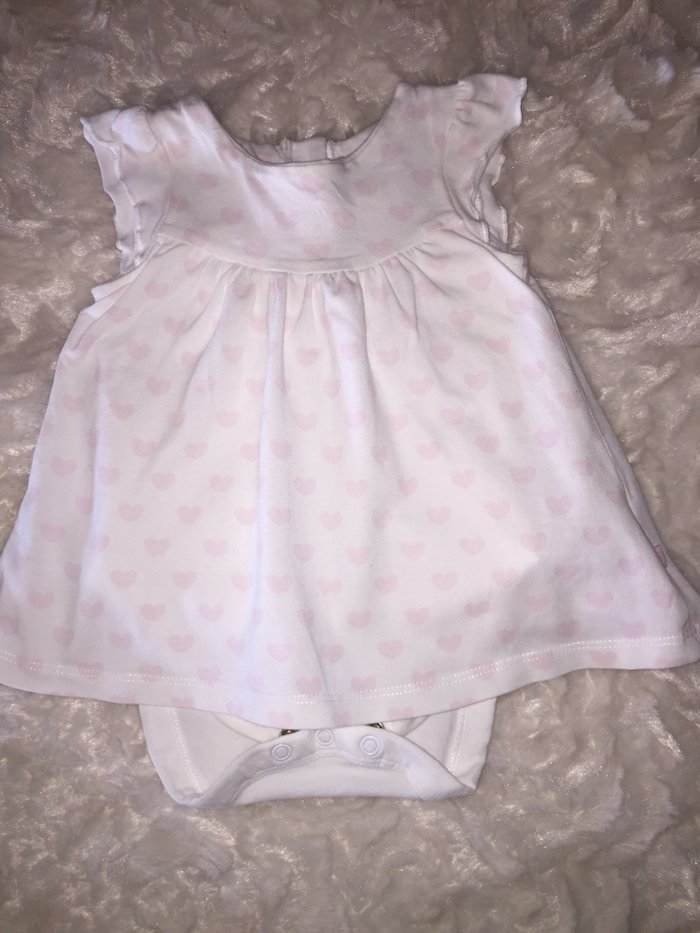 Mothercare Summer dress with bloomers. 0-3 months. 5euros σε Νέα Σμύρνη