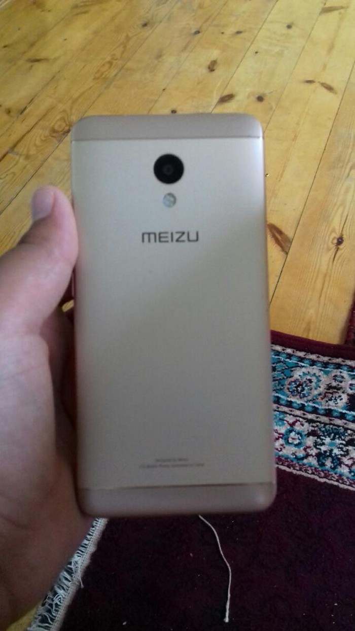 MEIZU M5s 120 azn. Photo 0