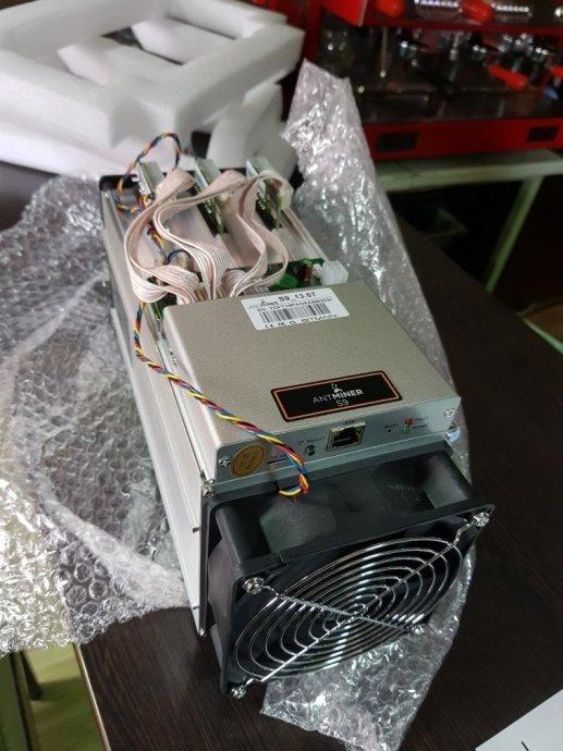 Description:  1. Hash Rate: 13.5TH/s ±5%  2. Power Consumption:. Photo 1