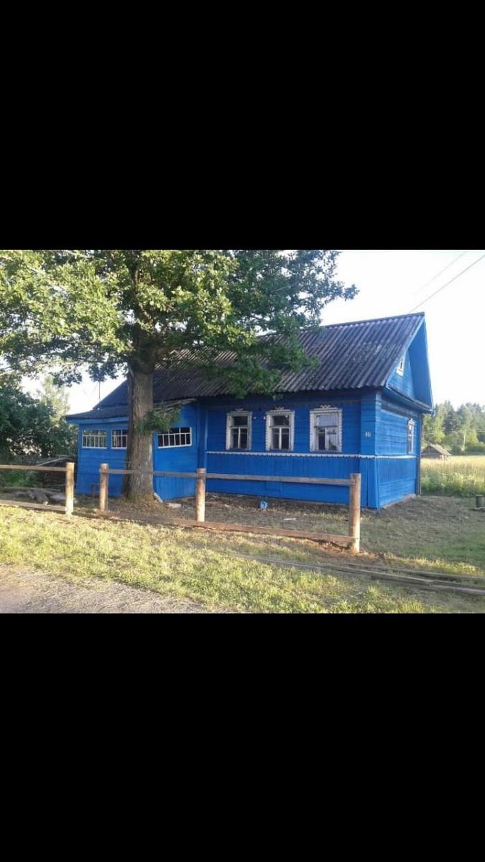 Дом в России Велики Новгород деревня Меглецы номер имо + в Душанбе