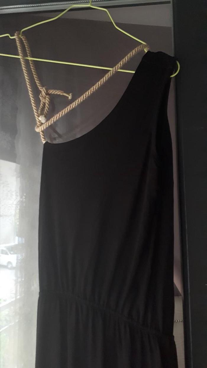 Φανταστικο φορεμα εξωπλατο με σκισιματα στο πλαι! small αφορετο!. Photo 2