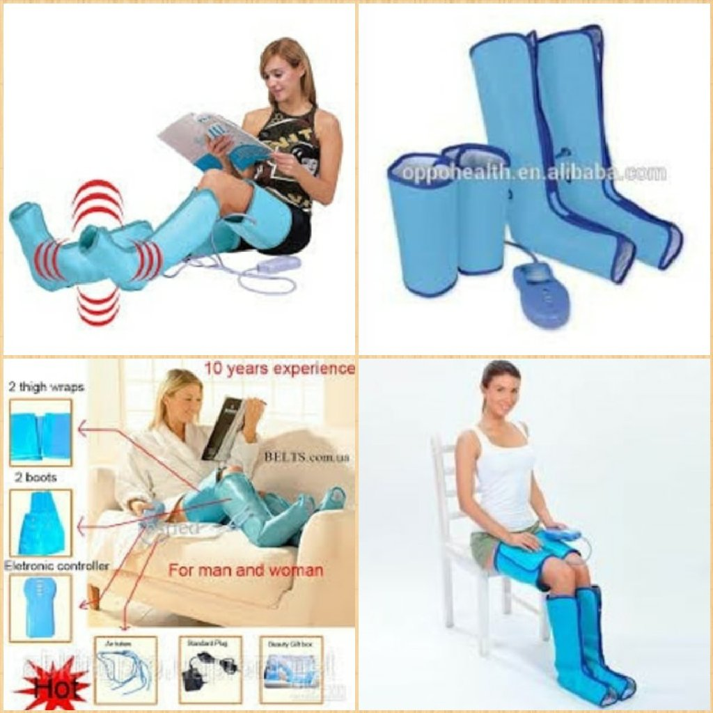 Воздушный массажер для ногAir Massager (Эйр Массажер)