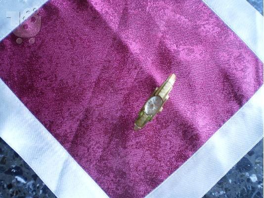 Ρολόι γυναικείο Valgine 17 jewels Incabloc, Swiss made πωλείται σε άριστη κατάσταση και καλή λειτουργία