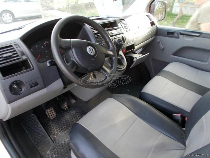 Volkswagen Transporter 2009. Photo 5