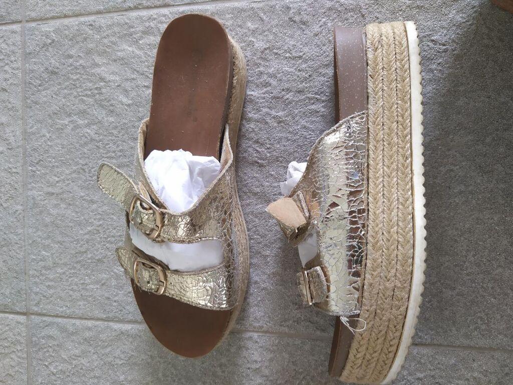 Flatforms gold mat 41 φορεμένα ελάχιστα