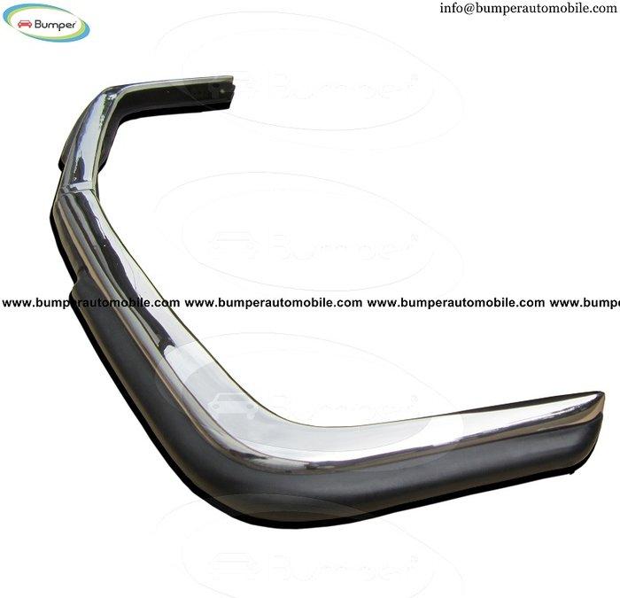 Mercedes W107 ( R107,280SL, 380SL, 450SL ) bumpers stainless steel in Banepa