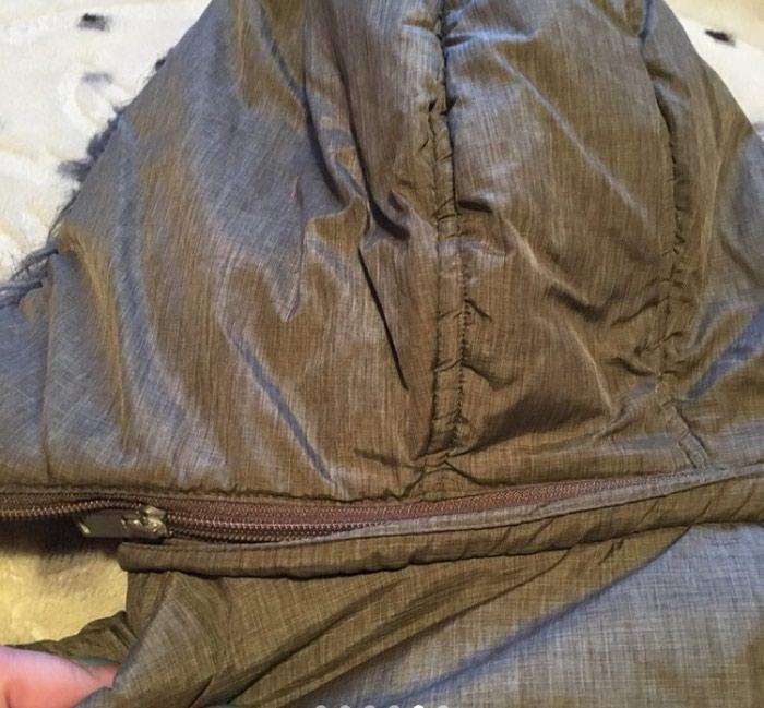 Prelepa nova nenosena melirana braon jakna. L vel. Photo 2