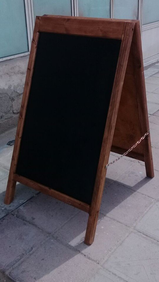 Доска для рекламы в Баку