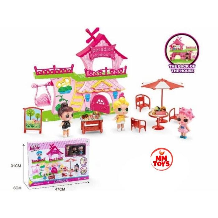 Ev Lol цена 30 Azn игрушки в баку
