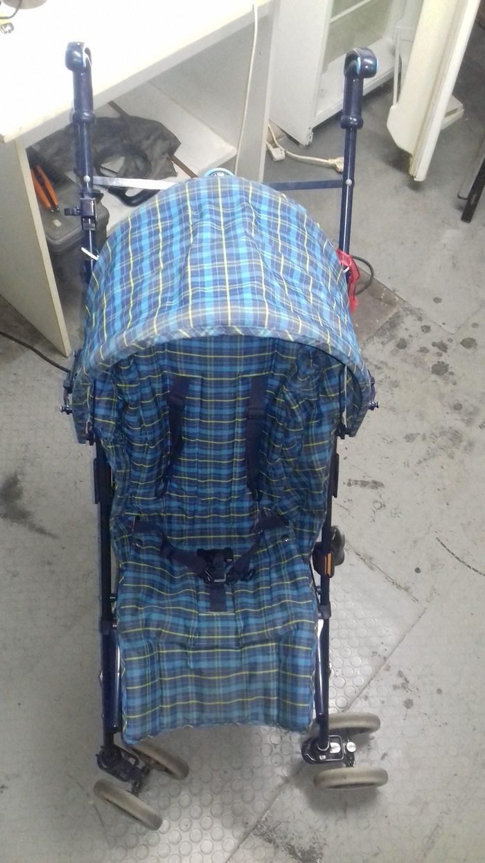 Παιδικο καροτσι mothercare καλη κατασταση ελεγχος δεκτος. Photo 2