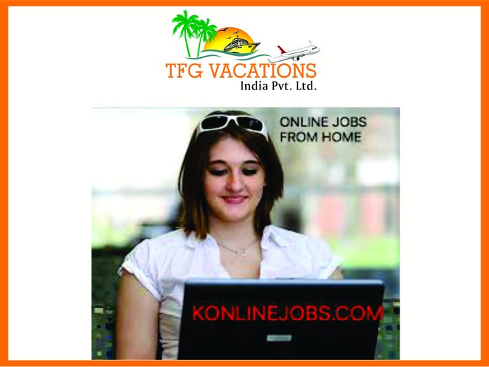 Online Tour Operator For Tourism Company-Hiring Now in Kathmandu