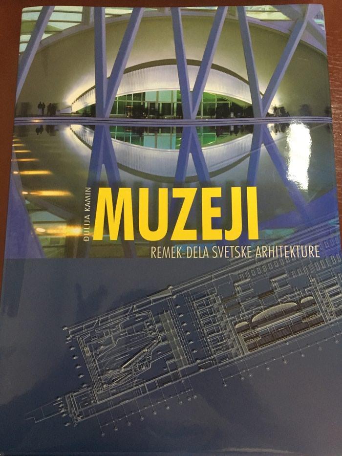 Muzeji- remek dela svetske arhitekture Novo