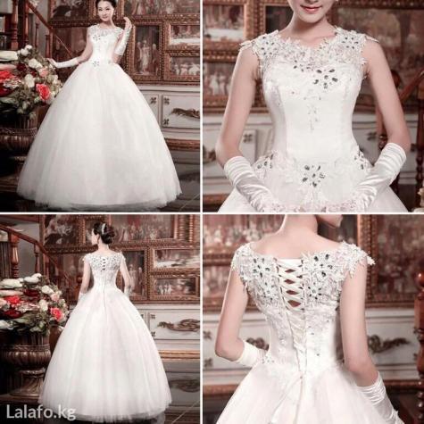 Распродажа свадебное платье. от 1000-1500сомов. in Лебединовка