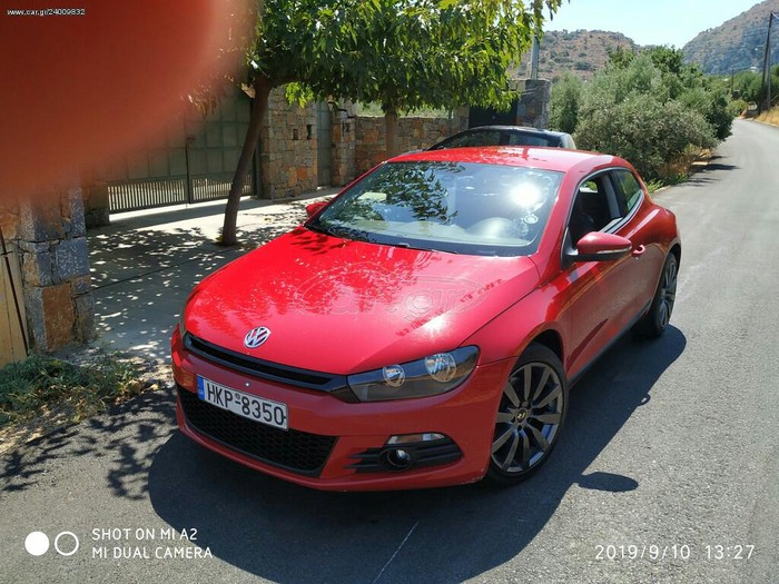 Volkswagen Scirocco 2009. Photo 2