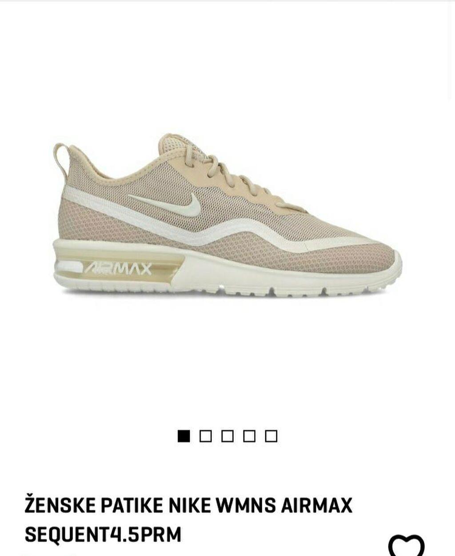 Nike Air Max zenske Broj 40