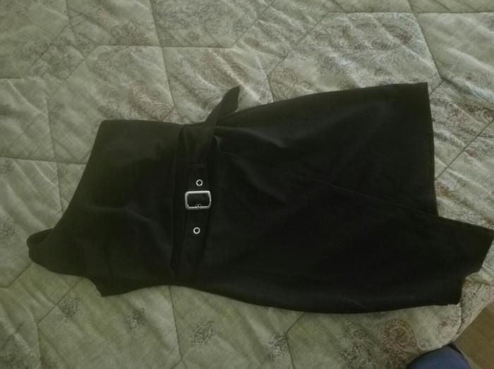 Φόρεμα one size αφορετο...μαύρο...στενή γραμμή...10€ σε Πειραιάς