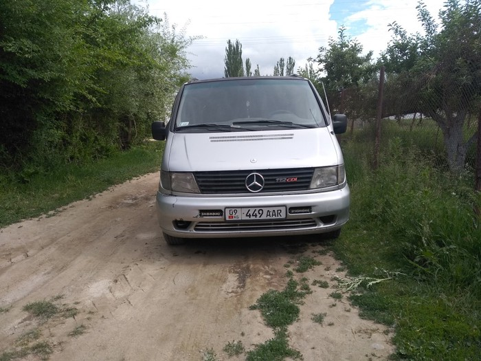 Mercedes-Benz Vito 2003. Photo 5