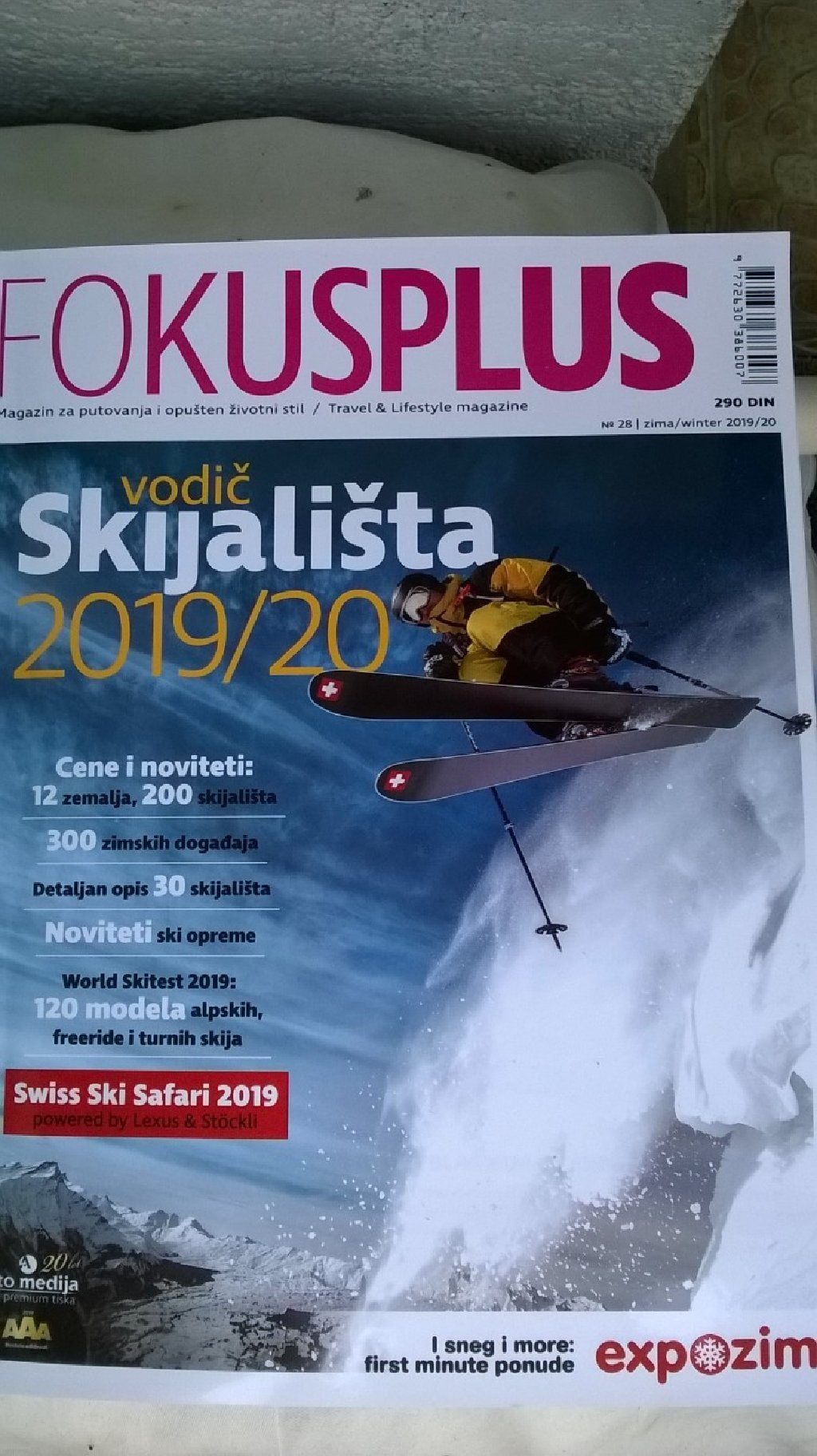 Casopis Fokusplus No.28, zima 2019 2020. nov