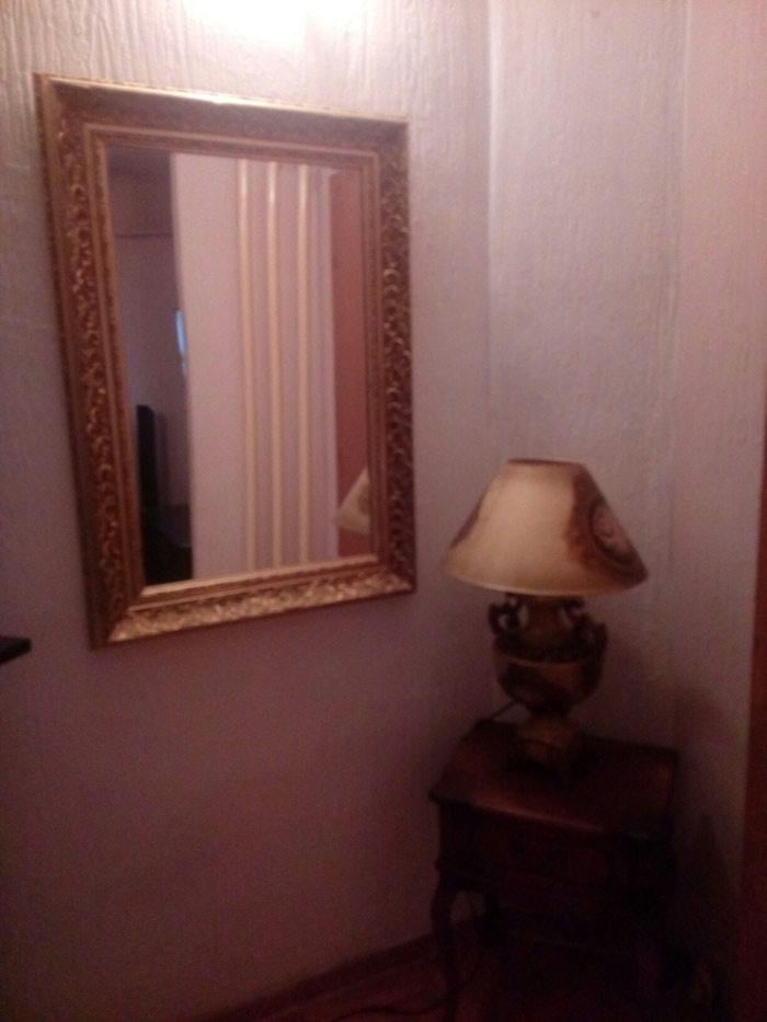 Stilsko ogledalo 99x77. Photo 0