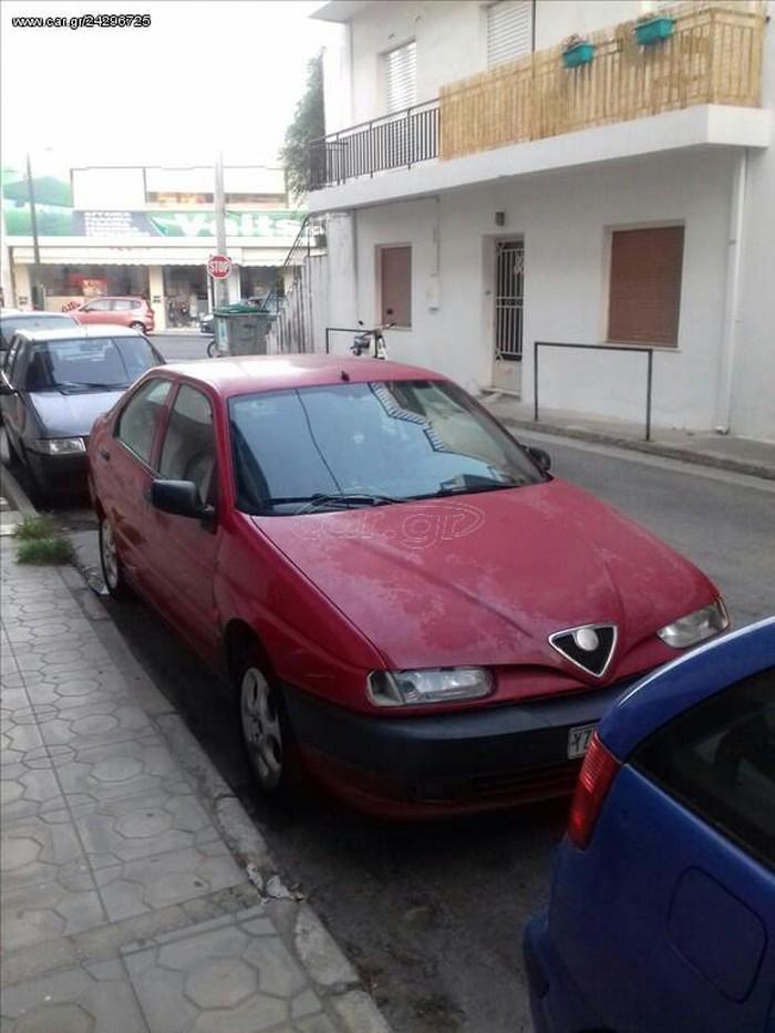 Alfa Romeo 146 1997. Photo 4