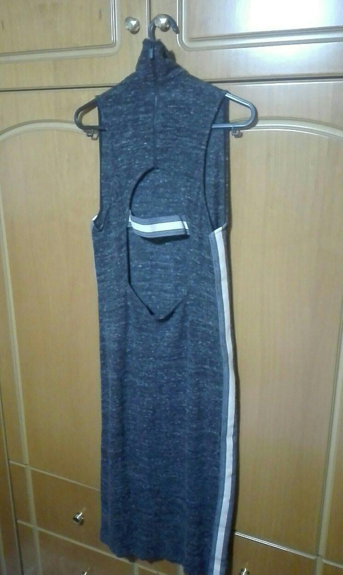 Φόρεμα γκρι large σε Λαμία