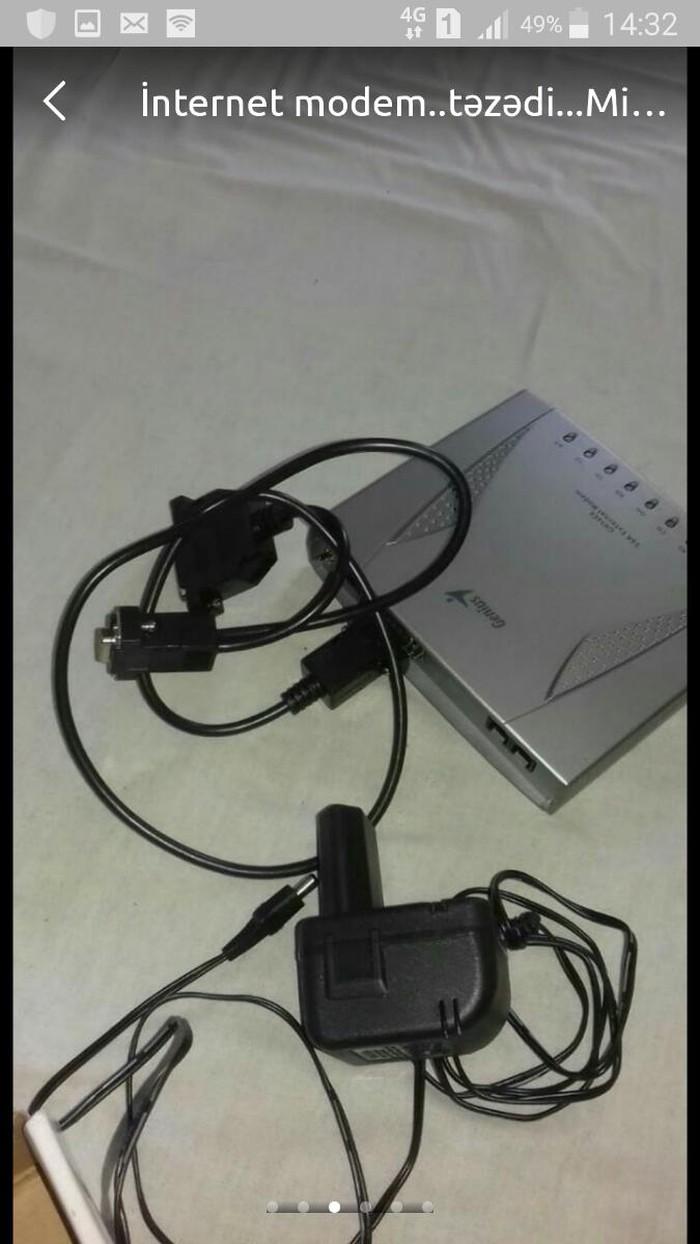 İnternet modem..təzədi...Minqəçevirdədi.. Photo 0