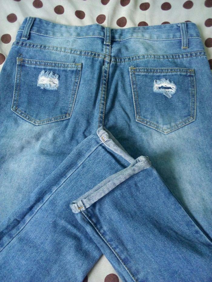 0c80e692b6d56 Женские джинсы модные брала в Москве фирмы OoDji отдам за 499 за 499 ...