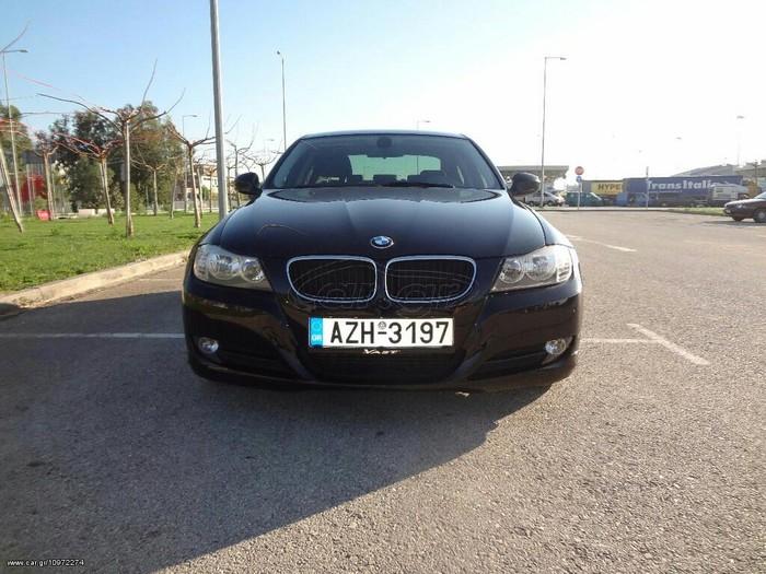 BMW 320 2011. Photo 1
